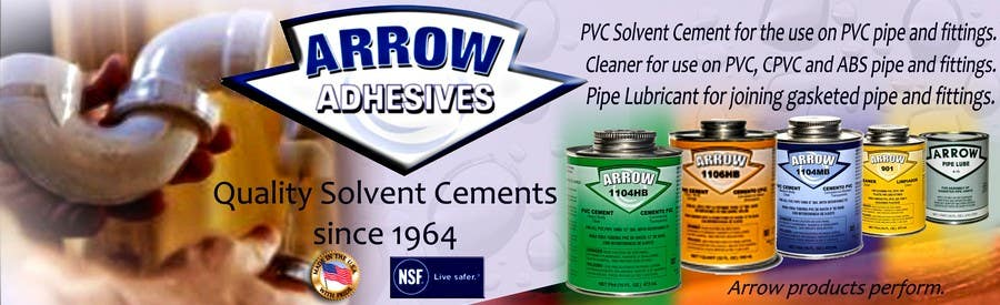 Contest Entry #27 for Advertisement Design for Design is for a plumbing product distributed by us