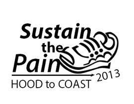#39 para Design a Logo for Hood to Coast Running Group por greggathy