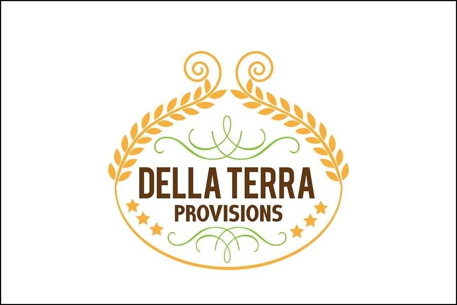 #55 for Design a Logo for Della Terra Provisions! by iakabir