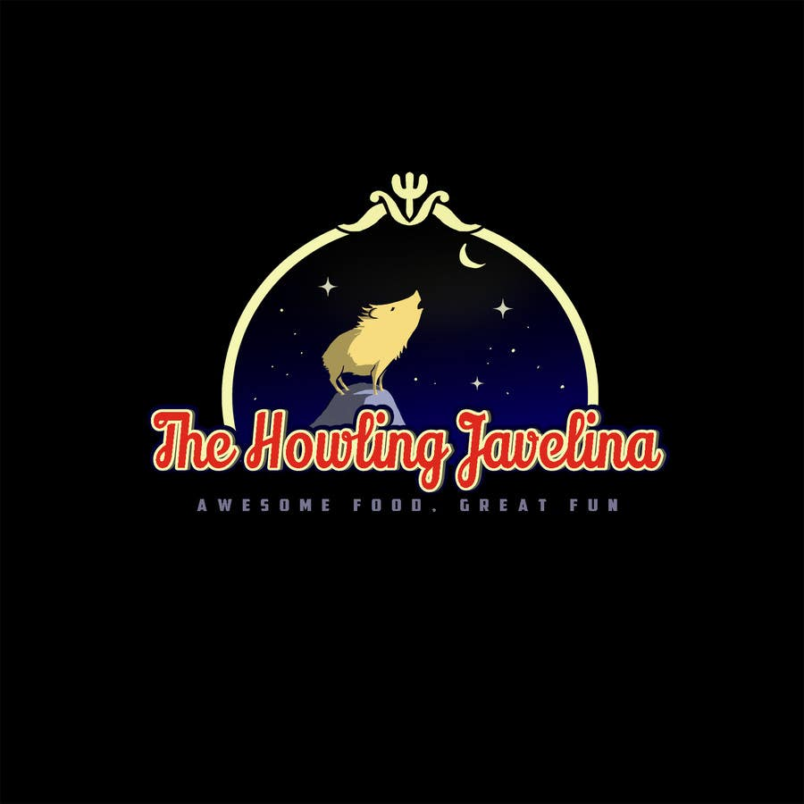 #62 for Design new logo for The Howling Javelina by snehangshu