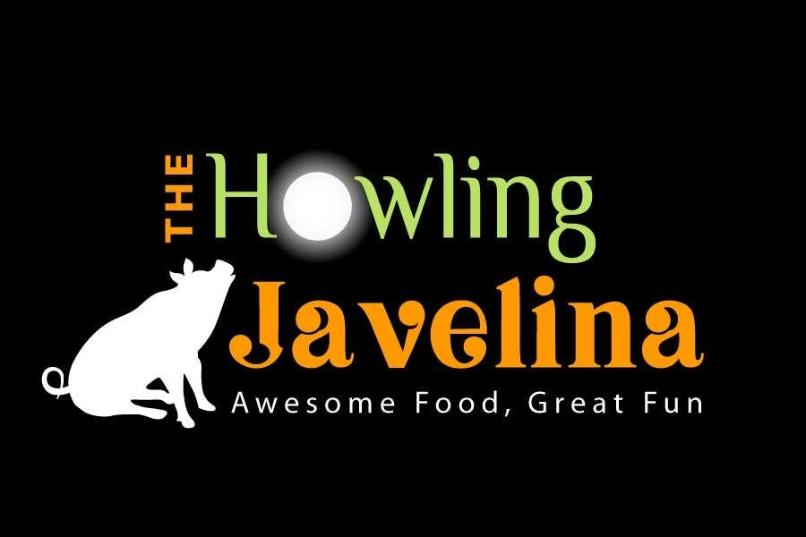 #12 for Design new logo for The Howling Javelina by creativdiz