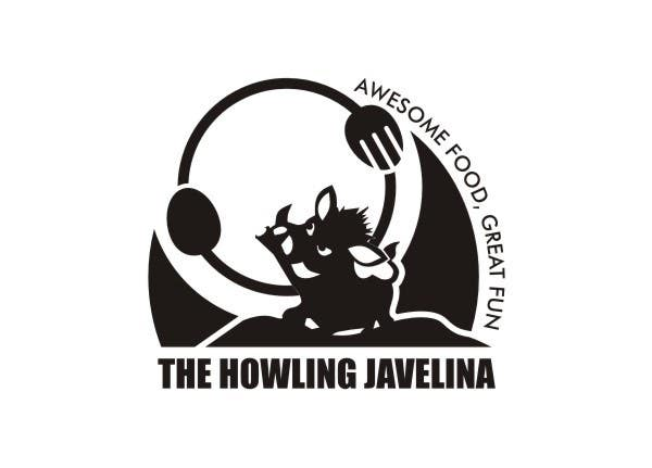 #108 for Design new logo for The Howling Javelina by ramapea