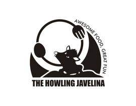 #118 for Design new logo for The Howling Javelina af ramapea