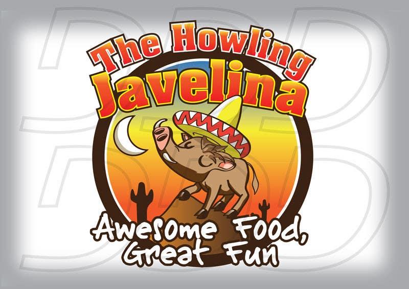 #29 for Design new logo for The Howling Javelina by ntandodlodlo