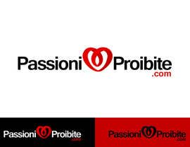 #54 para Logo design for PassioniProibite.com (Swingers and Dating Social Network) por graphics8