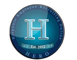 #71 para Design a Logo for HERO por snowvolcano2012