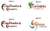 Graphic Design Inscrição do Concurso Nº4 para Design a Logo for my Company called EmiratesGraphic