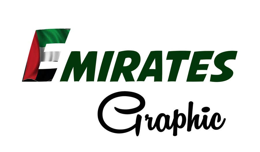#9 for Design a Logo for my Company called EmiratesGraphic by jmdortega