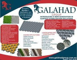 #11 untuk Graphic Design for Galahad Group Pty Ltd oleh b0bby123