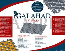 #2 para Graphic Design for Galahad Group Pty Ltd por auny1111
