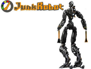 Graphic Design Contest Entry #20 for Design a Logo for JunkRobot
