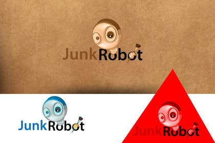 Graphic Design Contest Entry #24 for Design a Logo for JunkRobot