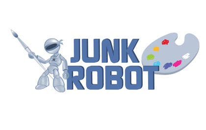 Graphic Design Contest Entry #18 for Design a Logo for JunkRobot