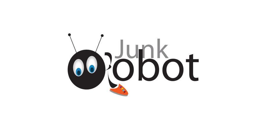 #25 for Design a Logo for JunkRobot by karthickjai