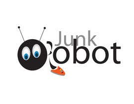 #25 for Design a Logo for JunkRobot af karthickjai