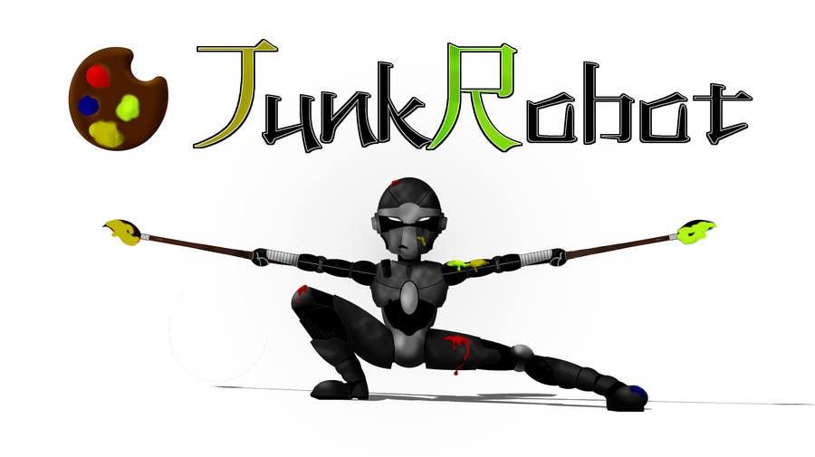 #33 for Design a Logo for JunkRobot by raycboston