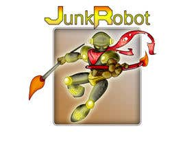 #43 for Design a Logo for JunkRobot af jaufox