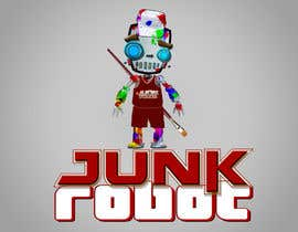 #27 for Design a Logo for JunkRobot af rjdelossantos