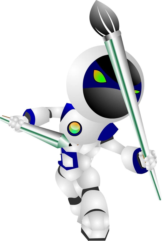 #8 for Design a Logo for JunkRobot by antoniusseptyadi