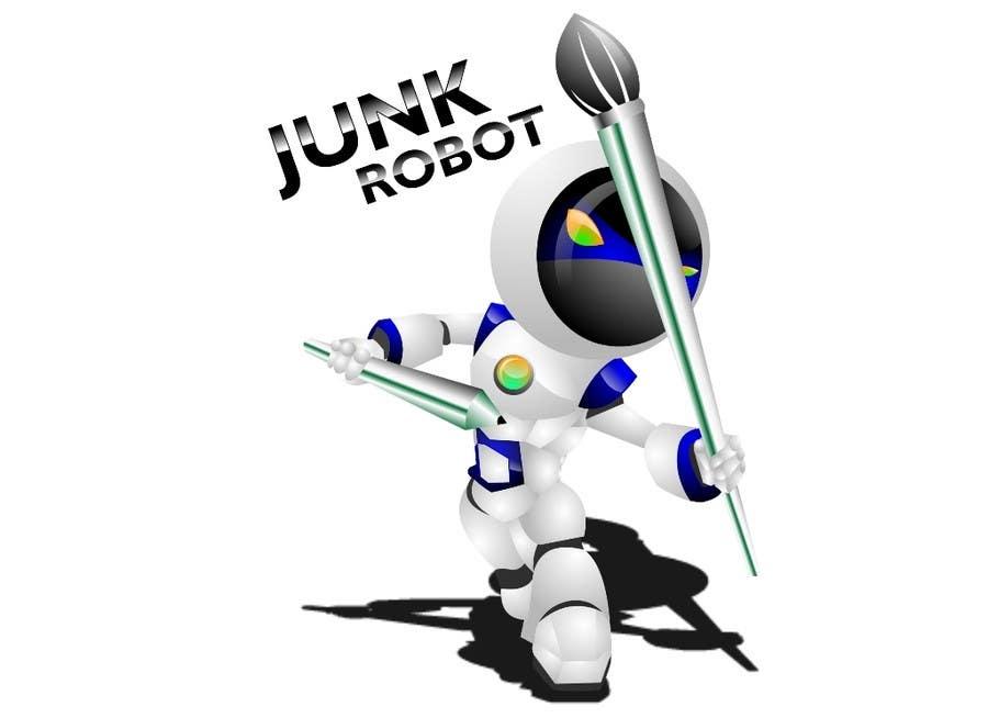 #17 for Design a Logo for JunkRobot by antoniusseptyadi