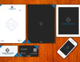 #5 untuk Corporate Image: Business Card, envelope, iPhone screen,etc. - repost oleh amitpadal