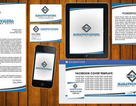 #2 cho Corporate Image: Business Card, envelope, iPhone screen,etc. - repost bởi ndotla11Shone11