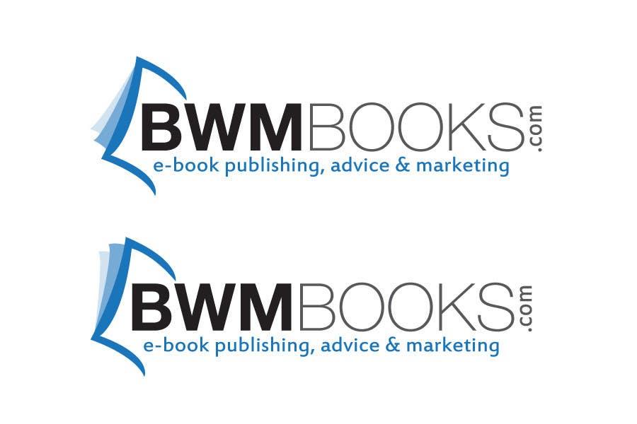Contest Entry #                                        454                                      for                                         Logo Design for BWMBooks.com