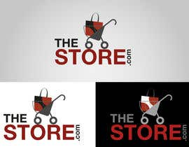 #101 for Design a Logo for our website TheStore.com by woow7