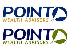 #2 para Logo Design for Point Wealth Advisers por gotaloha