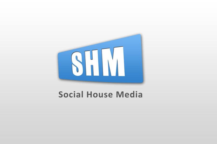Bài tham dự cuộc thi #203 cho Logo Design for Social House Media