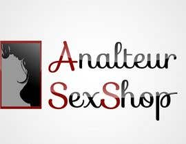 #41 for Diseñar un logotipo for Sex Shop analteur.com af Jair92
