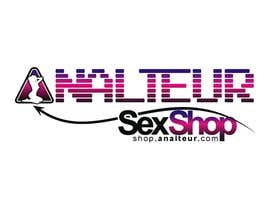 #29 untuk Diseñar un logotipo for Sex Shop analteur.com oleh edn13k