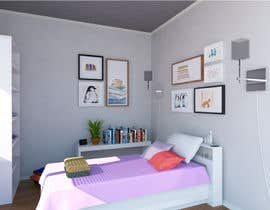 #17 for Ideas for bedroom wall art by Eugenija