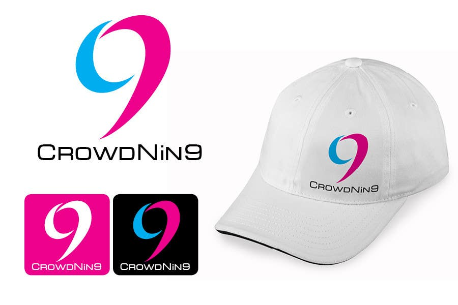 Contest Entry #341 for Logo Design for CrowdNin9