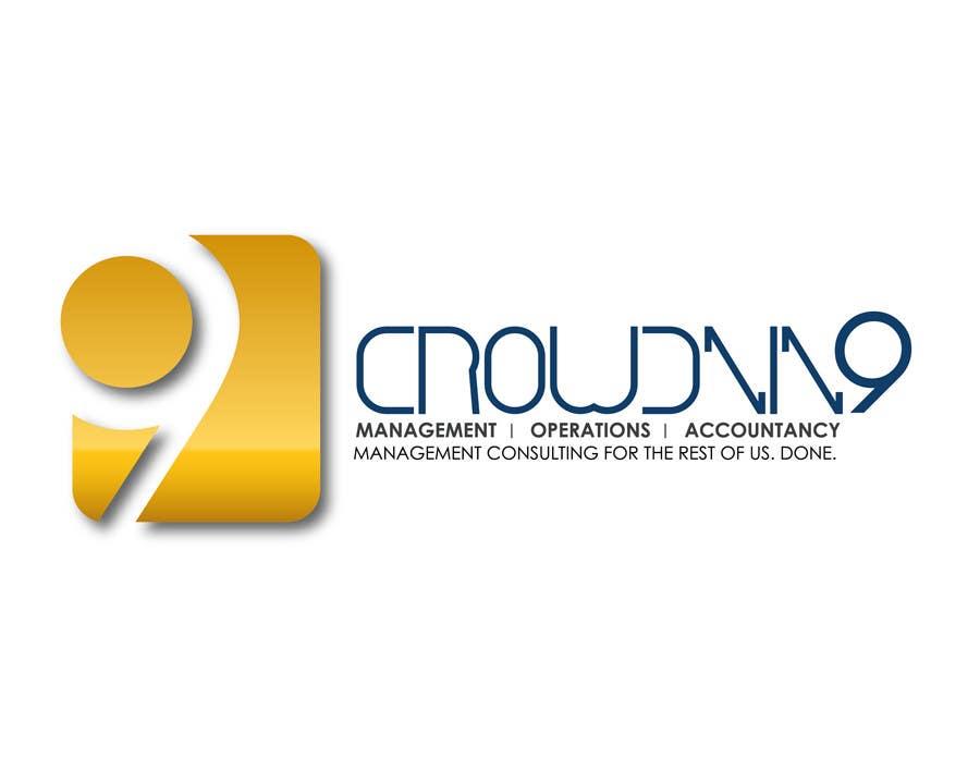 Inscrição nº                                         405                                      do Concurso para                                         Logo Design for CrowdNin9