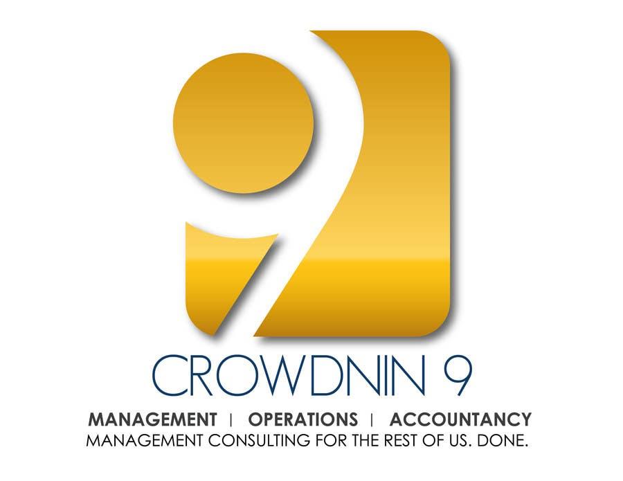 Inscrição nº                                         216                                      do Concurso para                                         Logo Design for CrowdNin9