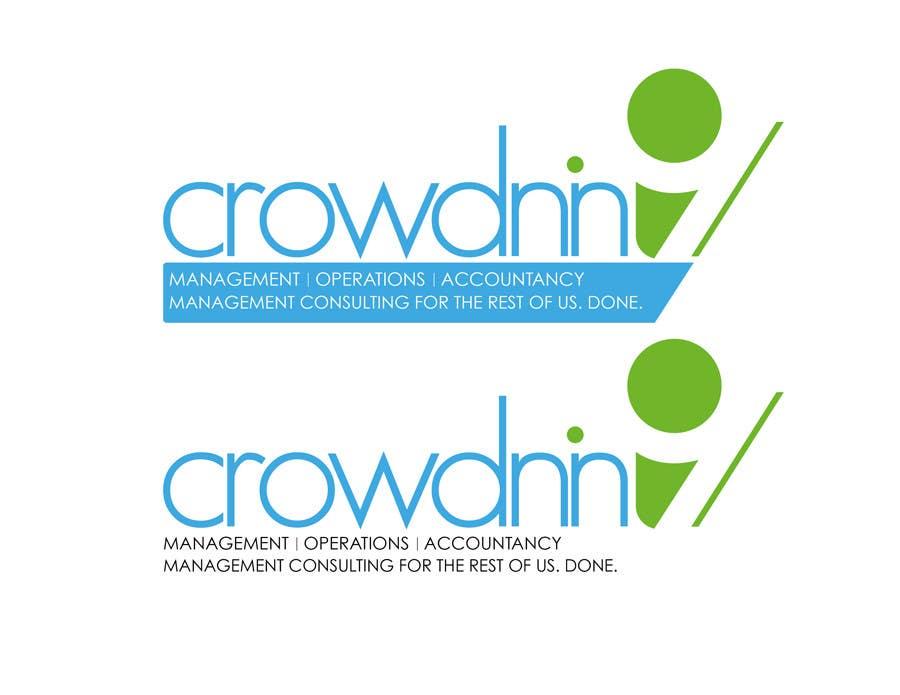 Inscrição nº                                         181                                      do Concurso para                                         Logo Design for CrowdNin9