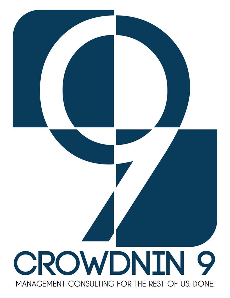 Inscrição nº                                         178                                      do Concurso para                                         Logo Design for CrowdNin9