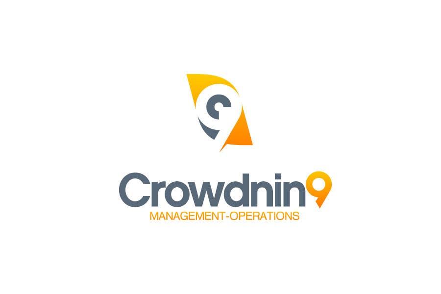 Inscrição nº                                         337                                      do Concurso para                                         Logo Design for CrowdNin9