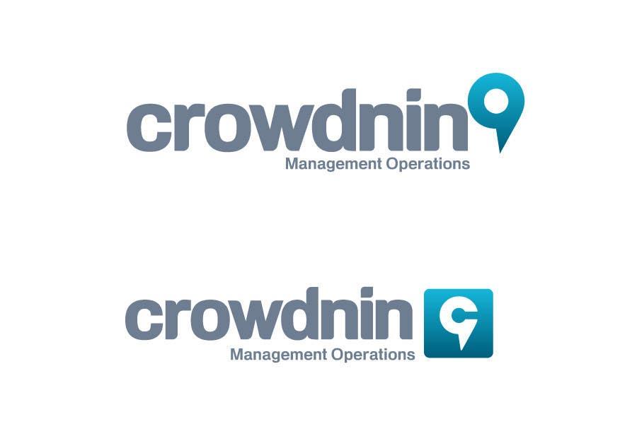 Inscrição nº                                         286                                      do Concurso para                                         Logo Design for CrowdNin9