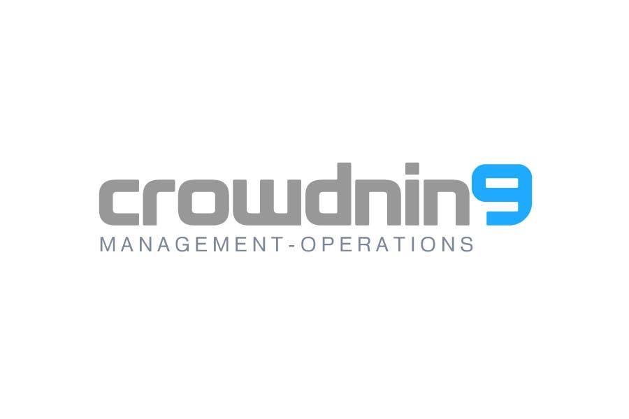Inscrição nº                                         274                                      do Concurso para                                         Logo Design for CrowdNin9