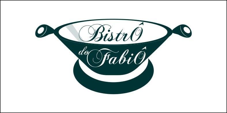 #118 for BistrÔ do FabiÔ Logo by moro2707