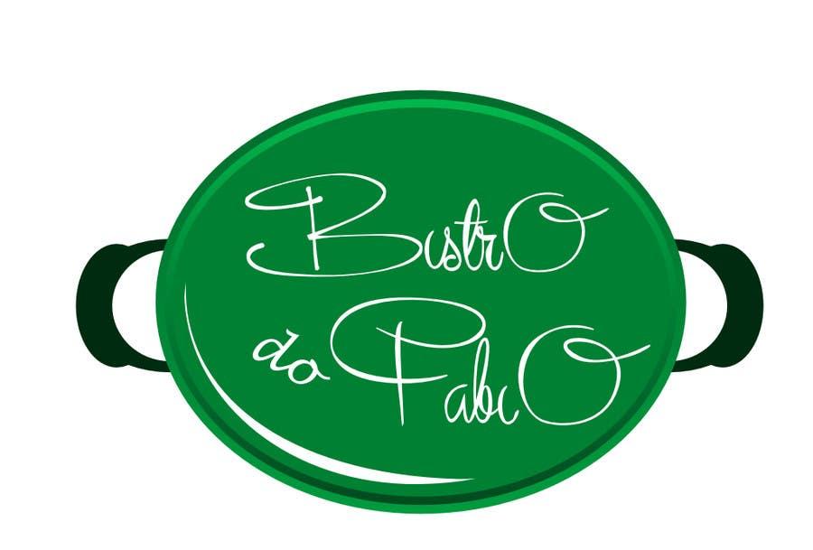 #136 for BistrÔ do FabiÔ Logo by oneb