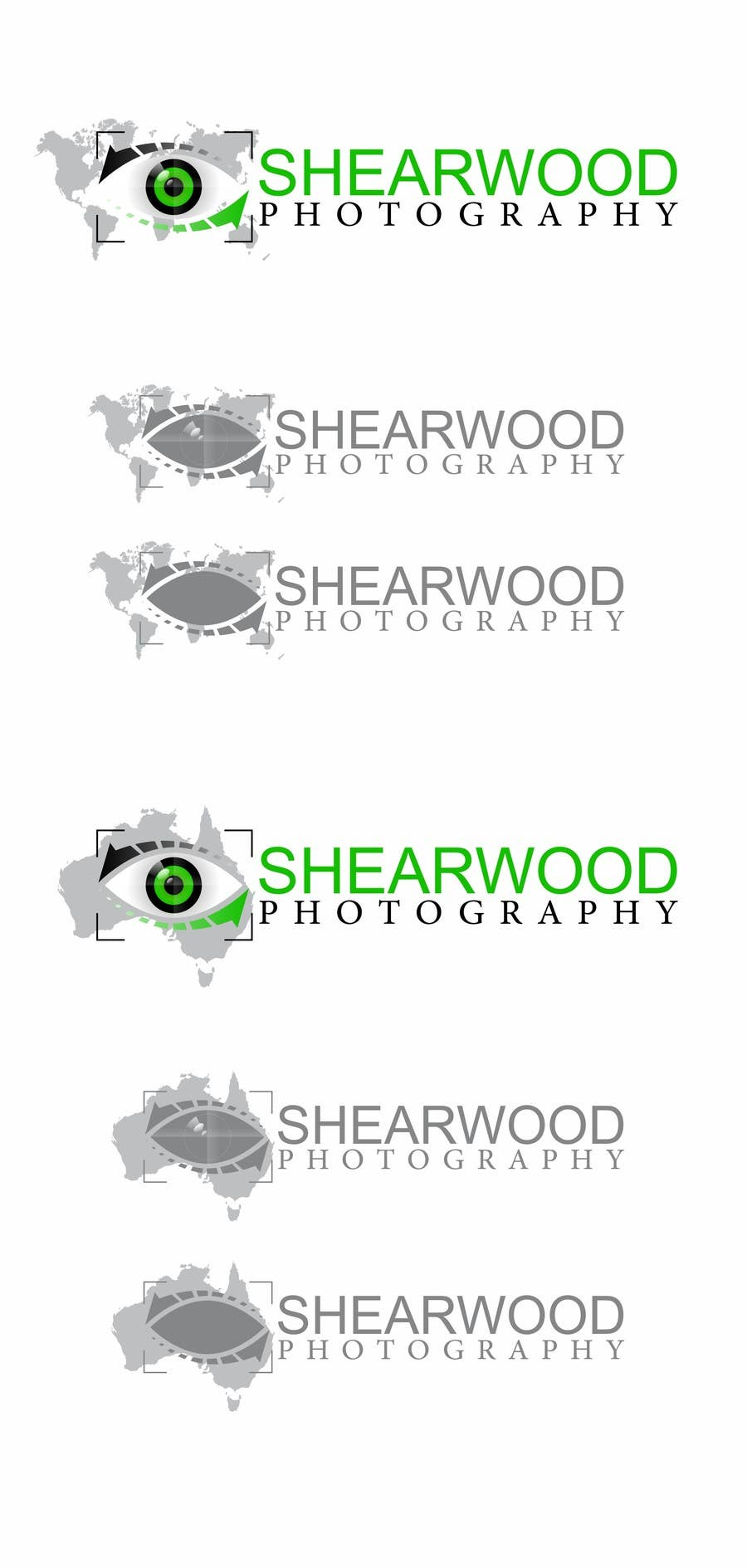 #157 for Design a Logo for Shearwood Photography by airbrusheskid