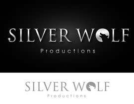 #184 para Logo Design for Silver Wolf Productions por tania06