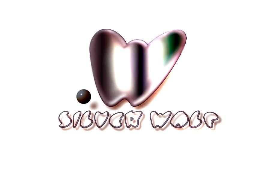 Penyertaan Peraduan #368 untuk Logo Design for Silver Wolf Productions