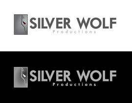 #169 para Logo Design for Silver Wolf Productions por Bugghy