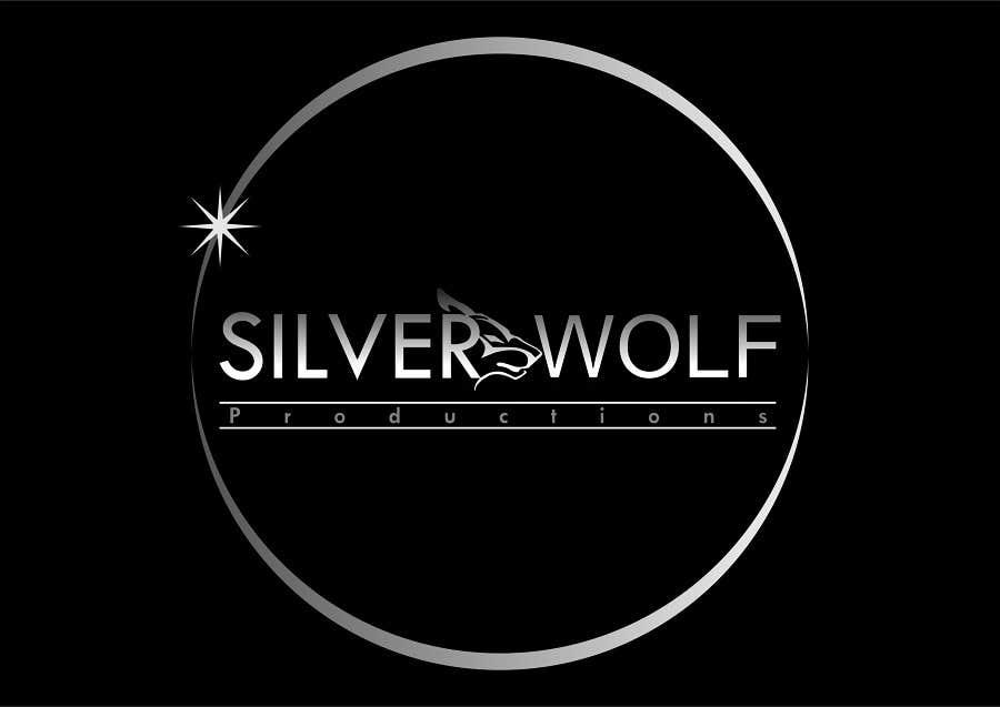Penyertaan Peraduan #210 untuk Logo Design for Silver Wolf Productions