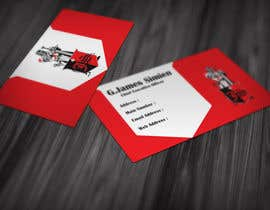 #6 untuk Design Business Cards, Letter head, Email footer oleh SerMigo