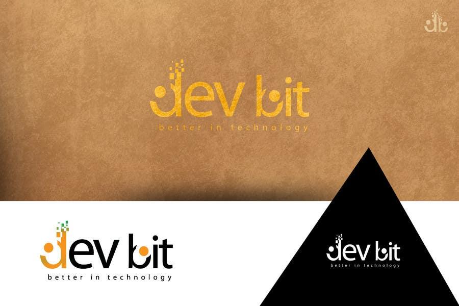 #83 for Design a logo for devBIT by vigneshsmart